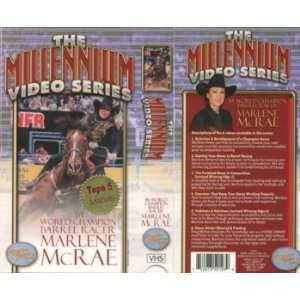 Champion Barrel Racer Marlene McRae Volume 5   DVD