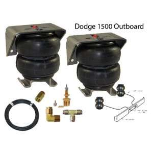 Towing Kits OBK 2002 2008 OUTBOARD OF LEAFSPRING, DODGE RAM R1500 Tow