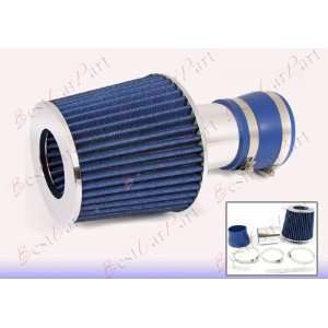 04 05 06 07 08 Grand Prix 3.8 V6 Short Ram Air Intake + blue Filter
