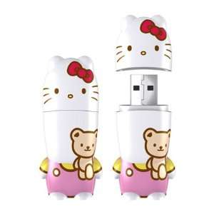 Mimobot Hello Kitty Teddy Bear USB Flash Drive Capacity 2