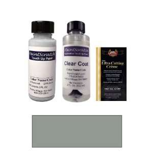 2 Oz. Light Gray Metallic Paint Bottle Kit for 1992 Buick