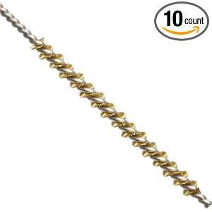 Mill Rose BMWB 06064 10 Brass Miniature Twisted Wire Tube Cleaning