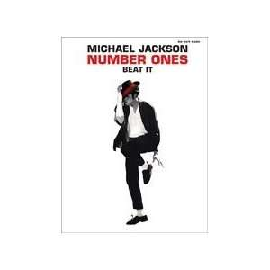 Michael Jackson   Beat It   Big Note Piano   Late
