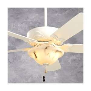 Emerson CF940AW Mariol 5 Blade Ceiling Fan in Summer White