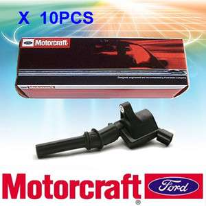 OEM Motorcraft DG508 FORD LINCOLN MERCURY IGNITION COIL #IC91 SET OF