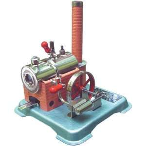 Jensen Steam Engine Model Kit Toys & Games