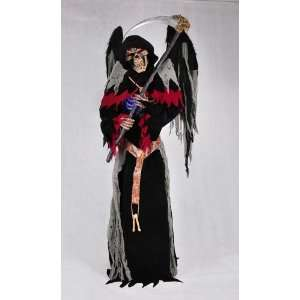 Ultimate Winged Grim Reaper Animated Prop