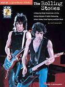 The Rolling Stones, Guitar Song Book CD TAB Hal Leonard