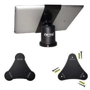 Grip 2 Combo (iPad 2 Stand and Mount with Tilt/Swivel) Electronics