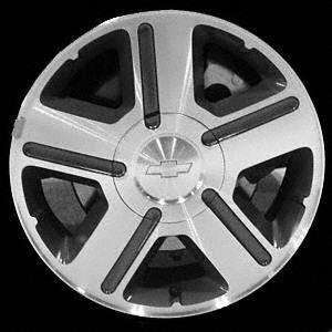 04 05 CHEVY CHEVROLET TRAILBLAZER ALLOY WHEEL RIM 17 INCH