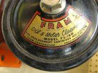 Fram F3 18W Oil Filter Remote Canister Ford Chevy Willys D