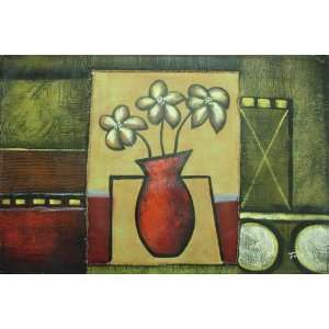 inch Abstract Art Hand painted Oil Painting Still Life