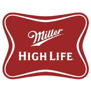 Miller High Life Vinyl Sticker Decal 14