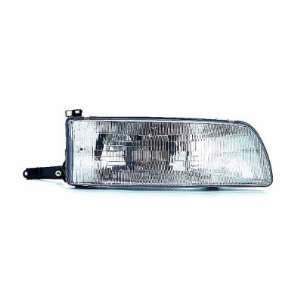 HEADLIGHT ASSEMBLY WITHOUT FOG LIGHTS, PASSENGER SIDE   DOT Certified