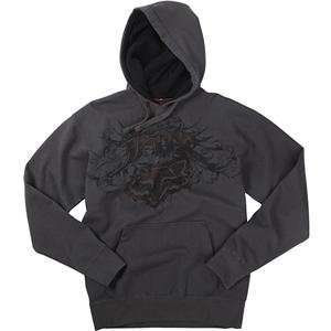 Fox Racing Relic Hoody   Small/Charcoal Automotive
