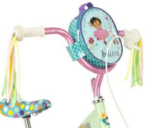 Nickelodeon Dora The Explorer 16 Girls Bicycle Kids Bike 038675761902