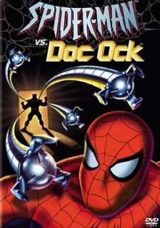 Spider Man   Spider Man vs. Doc Ock (DVD)