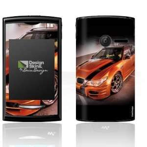 Sony Ericsson Yendo   BMW 3 series Touring Design Folie Electronics