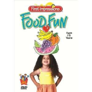 Brainy Baby 91809 BFI Food Fun   DVD