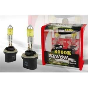 880 Super Yellow Light Bulbs Automotive