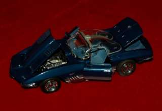 DIE CAST EXACT REPLICA 124 CHEVROLET CORVETTE MAKO SHARK 1965