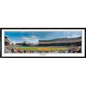 Baseball Framed Stadium Panoramic of New York Yankees The Stadium
