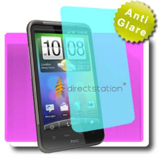 ANTI GLARE MATTE LCD Screen Protector HTC Inspire 4G