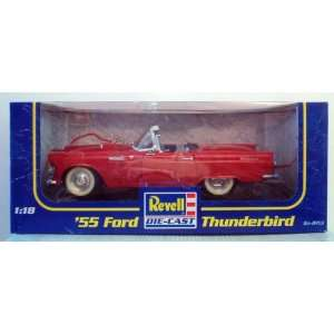 1955 Ford Thunderbird Diecast 118 by Revell Toys & Games