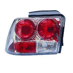 99 04 Ford Mustang Chrome Altezza Euro Tail Lights