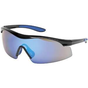 BikeMaster Continium Sunglasses, Primary Color Black SB
