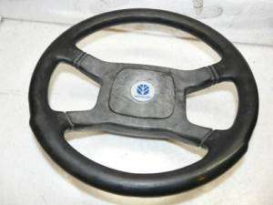 New Holland LS55H Riding Lawn Mower Steering Wheel