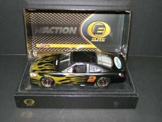 ELITE 124 RUSTY WALLACE ML 2002 TAURUS BLACK/GOLD MIB