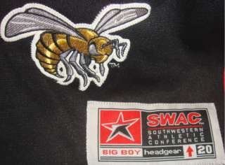 SWAC Southwestern Team Logos Throwback Football Jersey