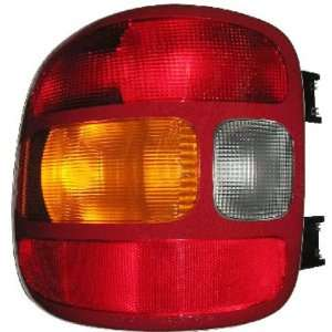 Taillight Taillamp Lens Housing SAE DOT Pickup Truck Automotive