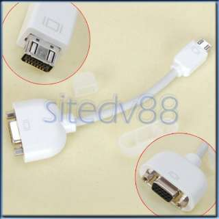 VGA Adapter Cable for Apple iBook/eMac/iMac G5/12 PowerBook G4