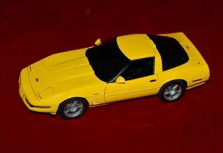 DANBURY MINT DIE CAST REPLICA 124 CHEVROLET CORVETTE ZR 1 1995