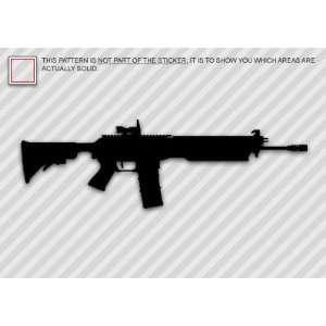 SIG 556   Sticker   Decal   Die Cut