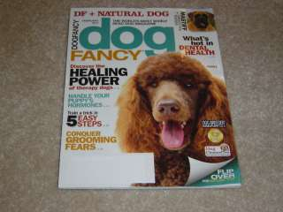 February 2011 DOG FANCY MAGAZINE Mastiff * SMOOTH FOX TERRIER * Dental