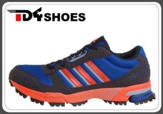 Adidas Marathon TR 10 M Blue Infrared 2011 New Mens Trail Running