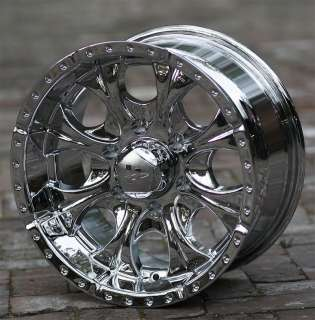 16 inch chrome wheels rim HELO Chevy Gmc 1500 6 lug