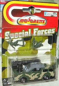SPECIAL FORCES SERIES 220 GREEN & TAN CAMO ARMY ANTI AIRCRAFT M