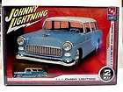 1955 AMT CHEVY NOMAD FUNNY CAR JOHNNY LIGHTNING CHASSIS AND MOTOR NHRA