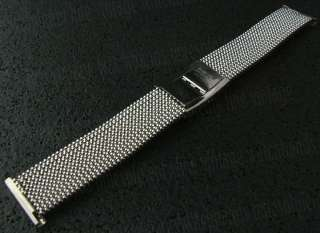 nos 3/4 Murano Glass Evinger USA Vintage Watch Band