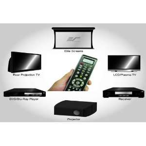 Learning Remote Control for Elite Electric Screens Electronics