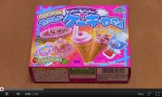 KRACIE Popin Cookin DIY KIT Mini Candy Cake Set NEW