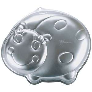 Wilton Lady Bug Novelty Cake Pan   12L x 10W x 2H