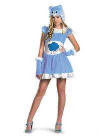Care Bears Grumpy Bear Tween Costume