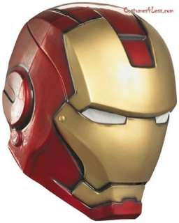 Iron Man 2 (2010) Movie   Iron Man Adult Helmet