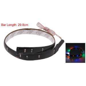 12 SMD Flexible LED Strip Light Lamp for Car Vehicle Automotive
