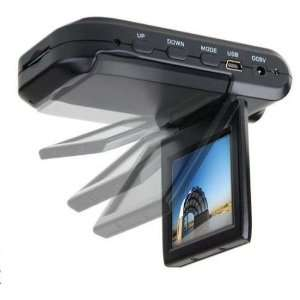 HD 720P 2.5 LCD Monitor CAR Dash Dashboard CAMERA Cam VEHICLE VIDEO